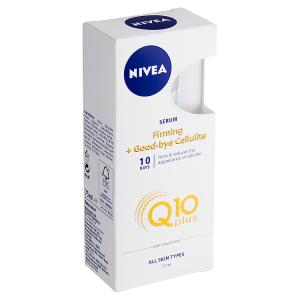 Nivea Q10 Plus Zpevňující sérum proti celulitidě 75ml