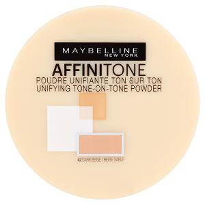 Maybelline New York Affinitone 42 Dark Beige pudr 9g