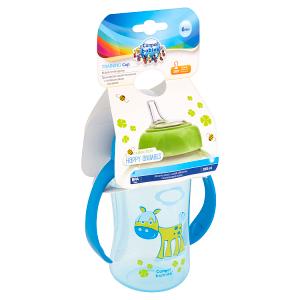 Canpol Babies Tréninkový hrníček se silikonovým pítkem 6m+ 320ml