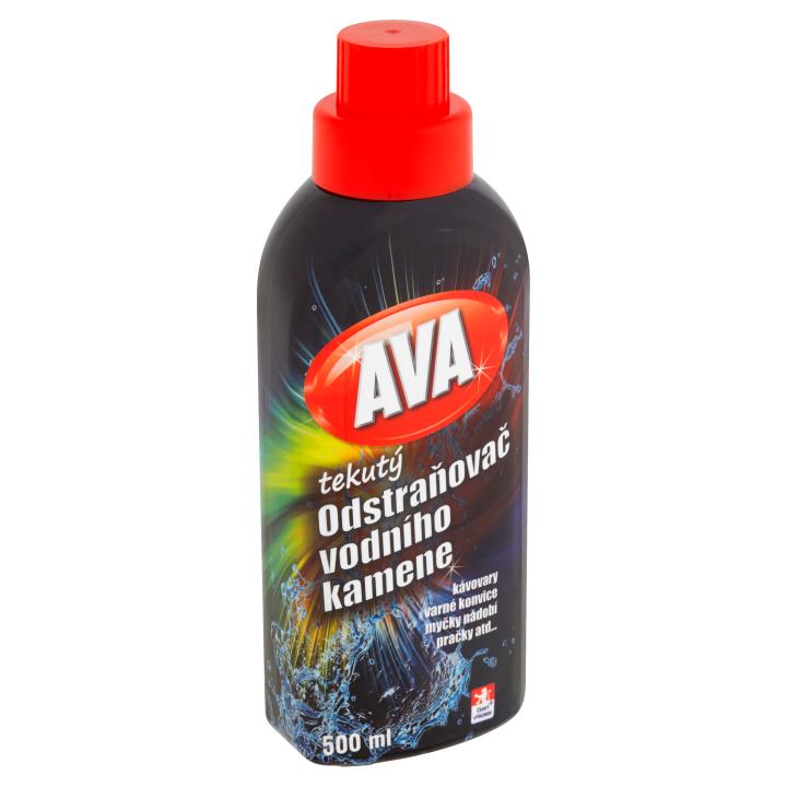 AVA Tekutý odstraňovač vodního kamene 500ml
