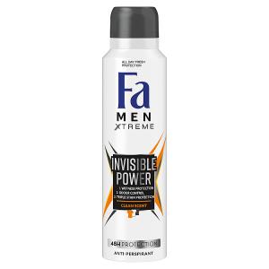 Fa Men Xtreme antiperspirant Invisible Power 150ml