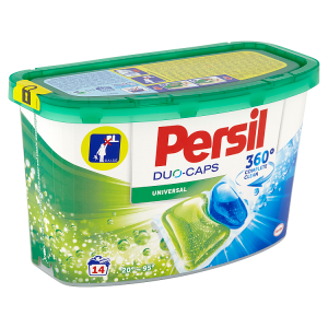 Persil Duo-Caps 360° Complete Clean Universal 14 praní 350g