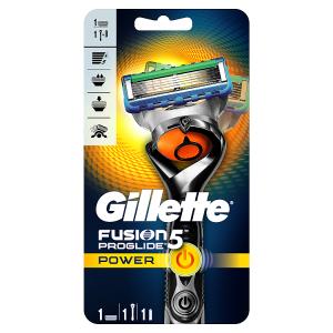 Gillette Fusion5 ProGlide Power Holicí Strojek Pro Muže
