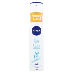 Nivea Fresh Natural Sprej deodorant 200ml