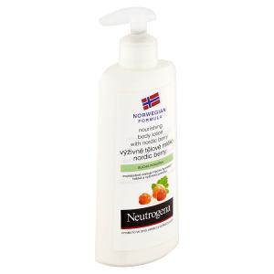 Neutrogena Výživné tělové mléko Nordic Berry 250ml