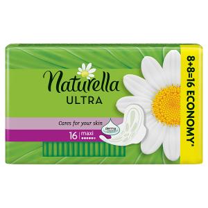 Naturella Ultra Camomile Maxi Hygienické Vložky 16x