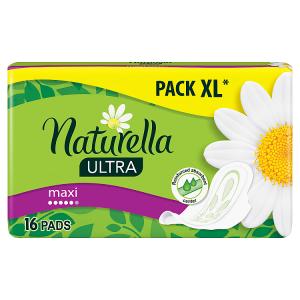 Naturella Ultra Maxi Hygienické Vložky S Křidélky 16ks