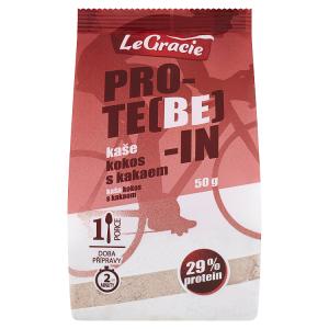 LeGracie PRO-TE(BE)-IN Kaše kokos s kakaem 50g