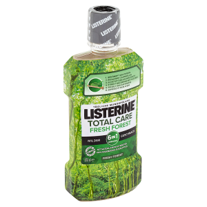 Listerine Total Care Fresh Forest ústní voda 500ml
