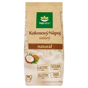 Topnatur Kokosový nápoj sušený natural 350g