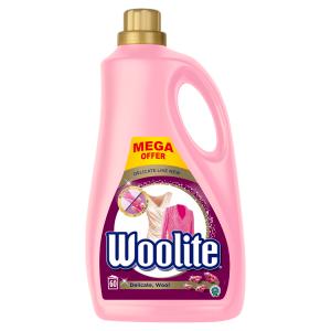 Woolite Delicate, Wool tekutý prací přípravek 60 praní 3,6l