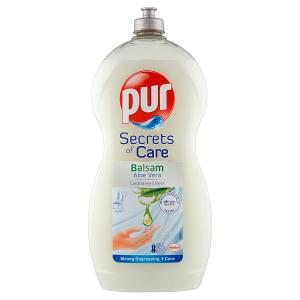 Pur Secrets of Care Balsam Aloe Vera přípravek na ruční mytí nádobí 1,2l