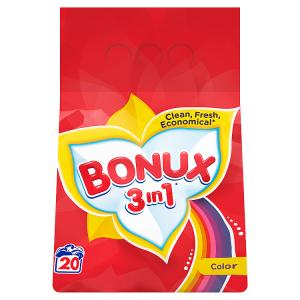 Bonux Color Prací Prášek 1,5 kg