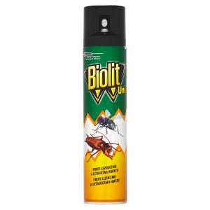 Biolit Uni proti lezoucímu a létajícímu hmyzu 400ml