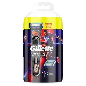 Gillette Fusion5 ProGlide Football Holicí Strojek + 3 Holicí Hlavice