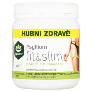 Topnatur Psyllium Fit & Slim 180 kapslí 148g