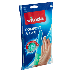 Vileda Rukavice Comfort and Care L