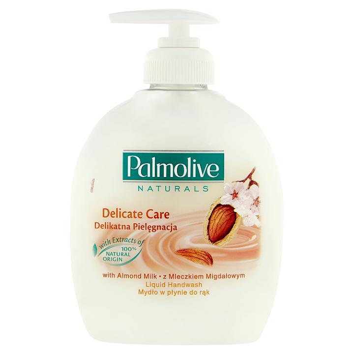Palmolive Naturals Tekuté mýdlo na ruce s výtažky z mandlí a aloe vera 300ml