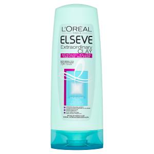 L'Oréal Paris Elseve Extraordinary Clay očisťující balzám pro rychle se mastící vlasy 400ml