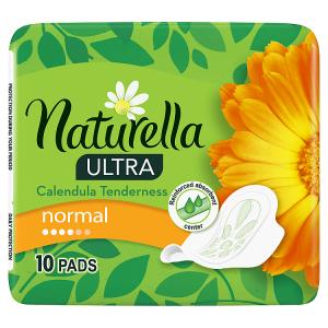 Naturella Ultra Normal Calendula Hygienické Vložky S Křidélky 10ks