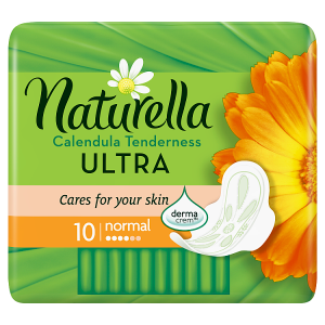Naturella Ultra Calendula Tenderness Normal Hyg Vložky 10x