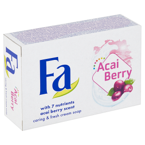 Fa krémové mýdlo Acai Berry 90g
