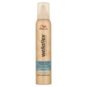 Wella Wellaflex Flexible Extra Strong Hold pěnové tužidlo 200ml
