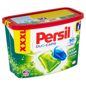 Persil Duo-Caps Regular koncentrovaný předdávkovaný prací prostředek 50 praní 1150g