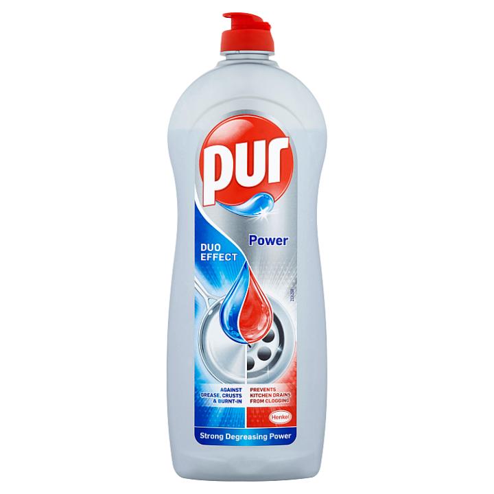 Pur Power Duo Effect tekutý prostředek na ruční mytí nádobí 700ml