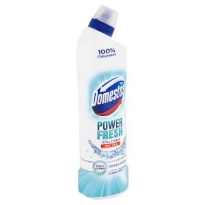 Domestos Total Hygiene Ocean Fresh tekutý dezinfekční a čistící přípravek 700ml