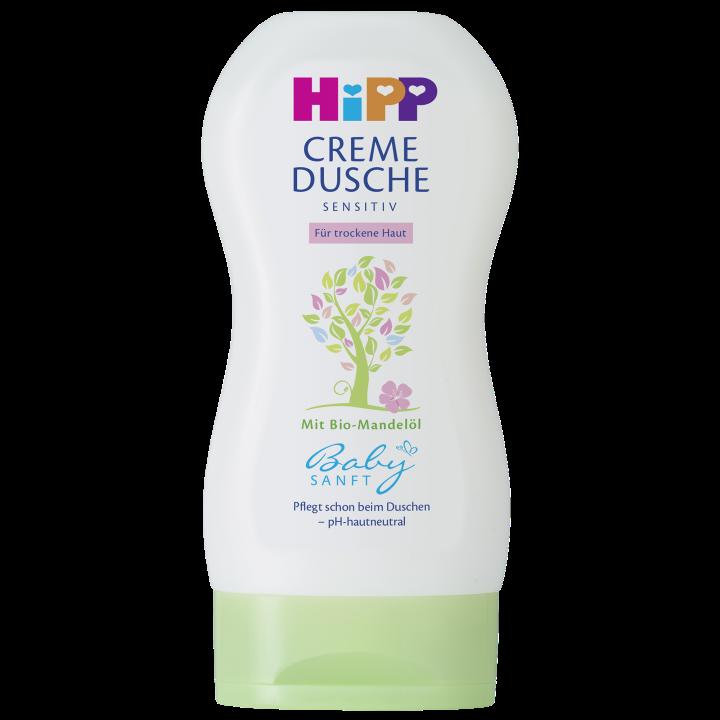 HiPP Babysanft sprchový krém 200 ml