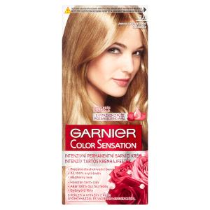 Garnier Color Sensation Intenzivní permanentní barvící krém jemná opálová blond 7.0