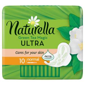 Naturella Ultra Green Tea Magic Normal Hygienické Vložky 10x
