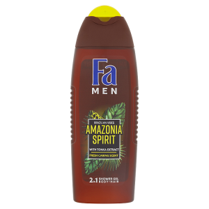 Fa Men sprchový gel 2v1 Brazilian Vibes Amazonia Spirit 250ml