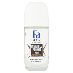 Fa Men Xtreme kuličkový antiperspirant Invisible Power 50ml
