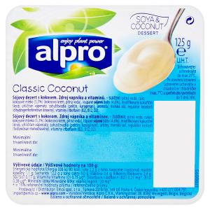 Alpro sójový dezert s kokosovou příchutí 125g