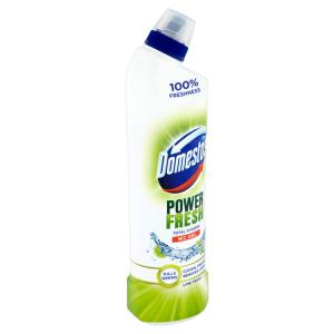 Domestos Total Hygiene Lime Fresh tekutý dezinfekční a čistící přípravek 700ml