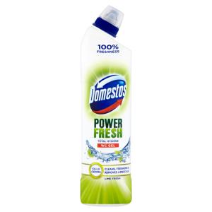 Domestos Total Hygiene Lime Fresh WC gel 700ml