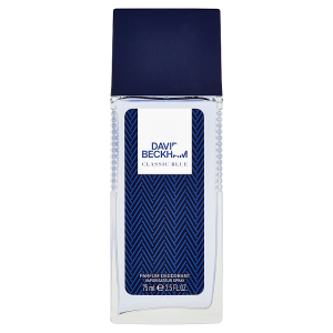David Beckham Classic Blue Deodorant natural sprej 75ml