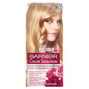 Garnier Color Sensation Intenzivní permanentní barvicí krém zářivá světlá blond 8.0