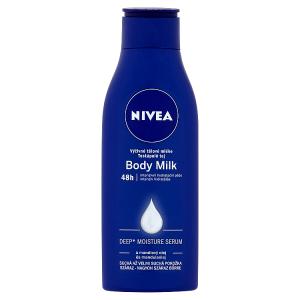 Nivea Body Milk Výživné tělové mléko 250ml