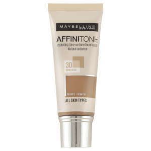 Maybelline Affinitone Make-Up 30 Sand Beige