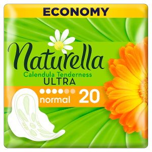 Naturella Ultra Calendula Tenderness Normal Hyg Vložky 20x