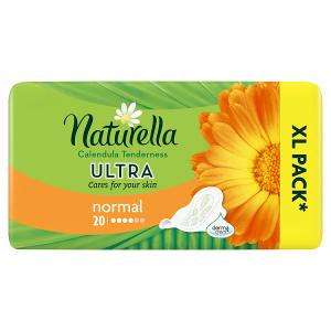 Naturella Ultra Calendula Tenderness Normal Hyg Vložky 20x