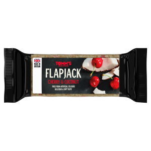 Tomm's Flapjack cherry & coconut 100g