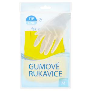 Tip Line Gumové rukavice velikost M