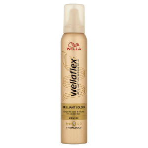 Wella Wellaflex Brilliant Colors Strong Hold pěnové tužidlo 200ml