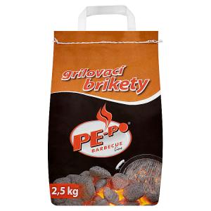 PE-PO Grilovací brikety 2,5kg