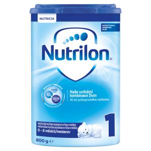 Nutrilon 1 počáteční kojenecké mléko 0-6 m 800g