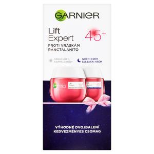 Garnier Lift Expert 45+ denní a noční krém proti vráskám 2 x 50ml